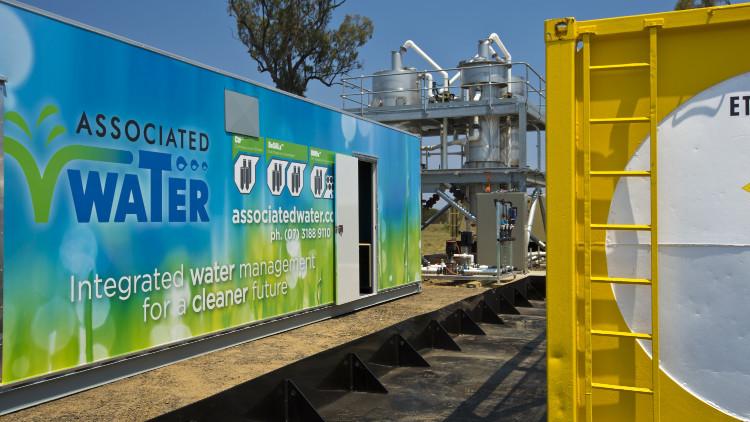 acid mine drainage treatment plant