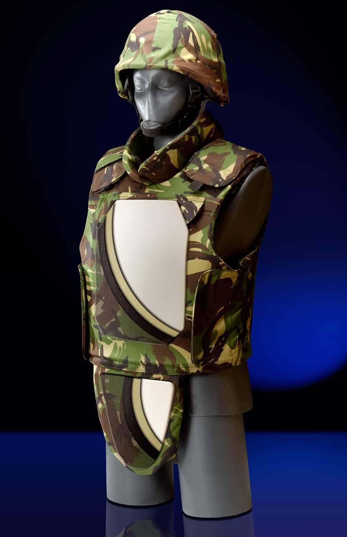 ArmohTec Body Armour
