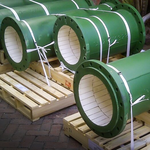Engineered Ceramics Pipe and Cone Liners