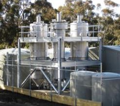 Municipal Process Water Treatment