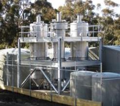 Municipal Process Water Treatment
