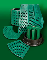 Flotation Wear Components