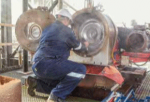 Screen Worm Centrifuges, Dewatering
