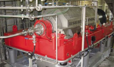 Used in mineral processing dewatering systems without any additional centrifuge price.