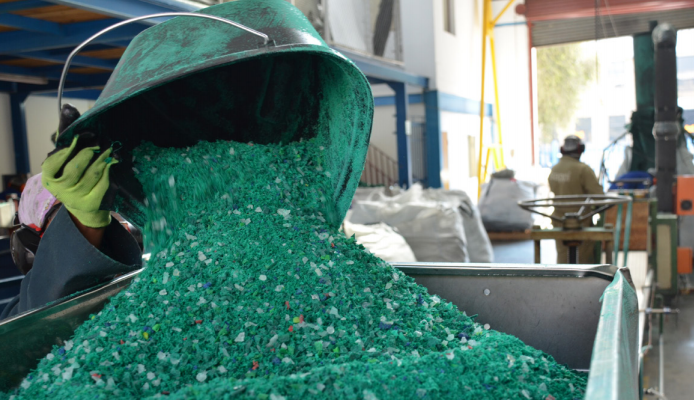 Multotec polyurethane recycling