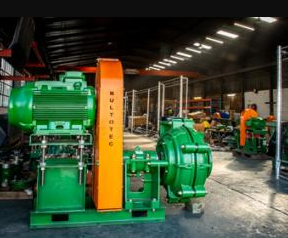 Heavy-duty industrial slurry pumps available from Multotec Botswana