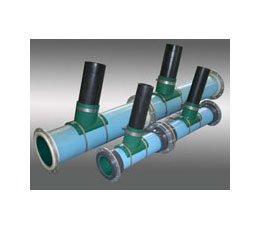 Pipe Product Collection Launder Systems