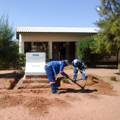 Multotec Botswana invests in education SED to uplift community primary schools