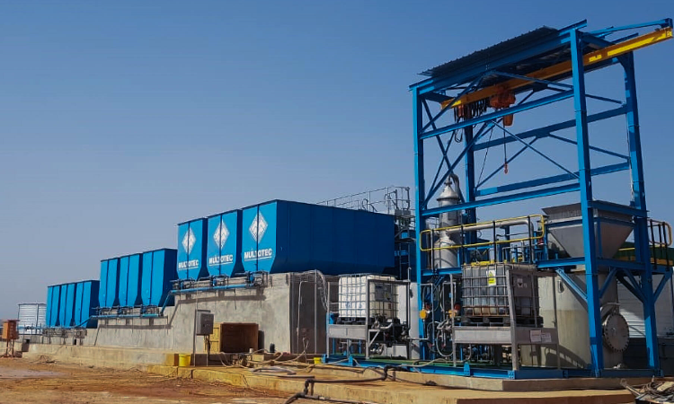 Multotec offers sustainable solutions to the mining industry.