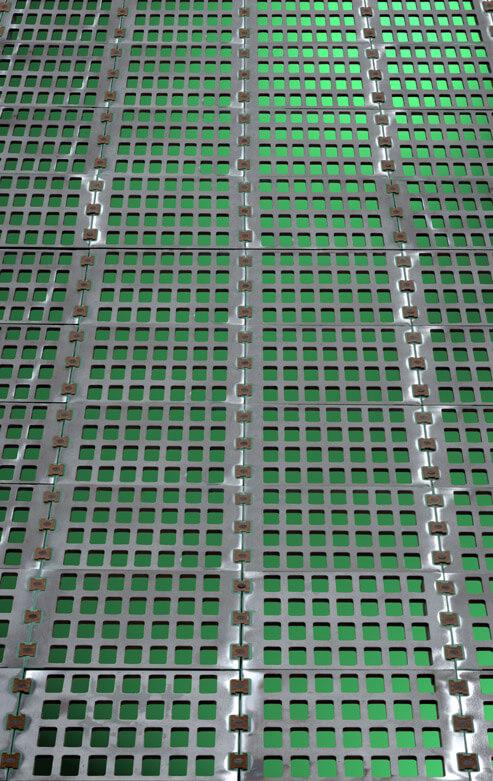 Polywedge Screen Panels