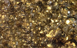 Gold process screening solutions.